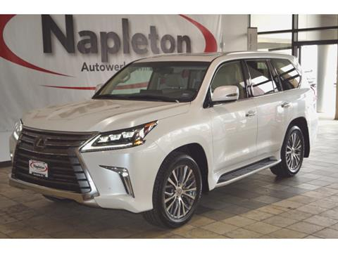 2018 Lexus LX 570 for sale in Springfield, MO