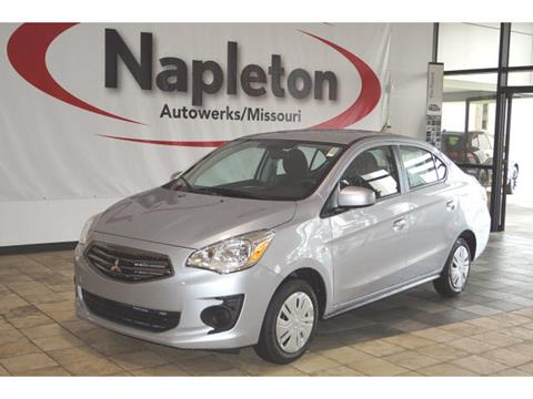 2019 Mitsubishi Mirage G4 for sale in Springfield, MO