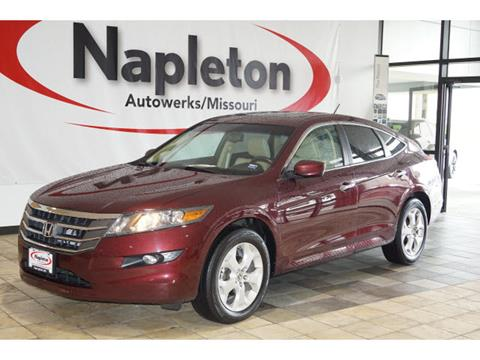 2012 Honda Crosstour for sale in Springfield, MO