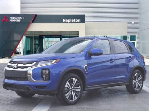 2020 Mitsubishi Outlander Sport for sale at Napleton Autowerks in Springfield MO