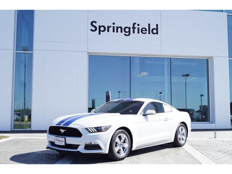 2017 Ford Mustang for sale in Springfield, MO