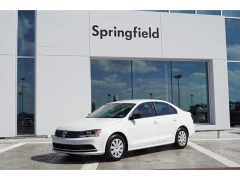 2016 Volkswagen Jetta for sale in Springfield, MO