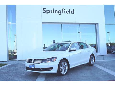 2014 Volkswagen Passat for sale in Springfield, MO