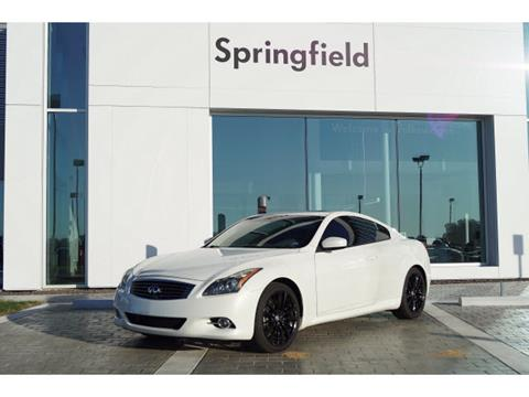2011 Infiniti G37 Coupe for sale in Springfield, MO