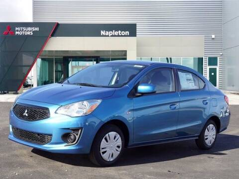 2020 Mitsubishi Mirage G4 for sale at Napleton Autowerks in Springfield MO