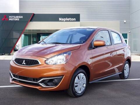 2020 Mitsubishi Mirage for sale at Napleton Autowerks in Springfield MO