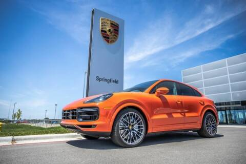2020 Porsche Cayenne for sale at Napleton Autowerks in Springfield MO