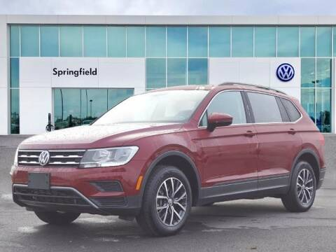 2019 Volkswagen Tiguan for sale at Napleton Autowerks in Springfield MO