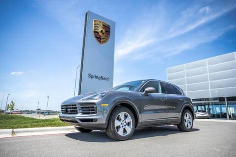 2020 Porsche Cayenne for sale at Napleton Autowerks in Springfield MO