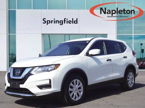 2017 Nissan Rogue for sale at Napleton Autowerks in Springfield MO