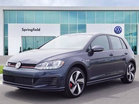 2020 Volkswagen Golf GTI for sale at Napleton Autowerks in Springfield MO