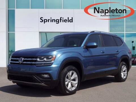 2019 Volkswagen Atlas for sale at Napleton Autowerks in Springfield MO
