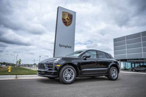 2020 Porsche Macan for sale at Napleton Autowerks in Springfield MO