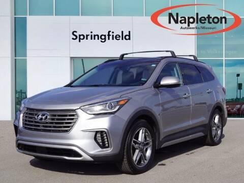 2017 Hyundai Santa Fe for sale at Napleton Autowerks in Springfield MO