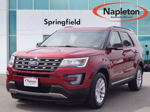 2017 Ford Explorer for sale at Napleton Autowerks in Springfield MO