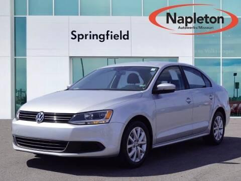 2013 Volkswagen Jetta for sale at Napleton Autowerks in Springfield MO