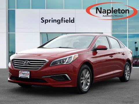 2017 Hyundai Sonata for sale at Napleton Autowerks in Springfield MO