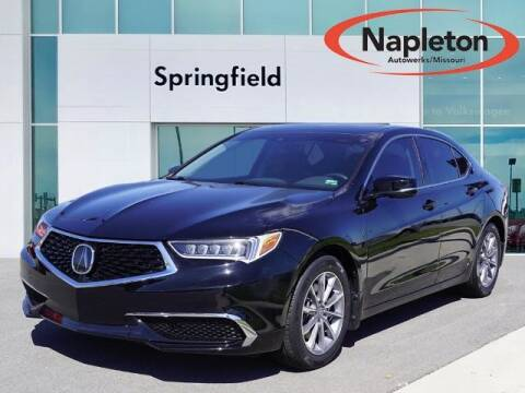 2018 Acura TLX for sale at Napleton Autowerks in Springfield MO