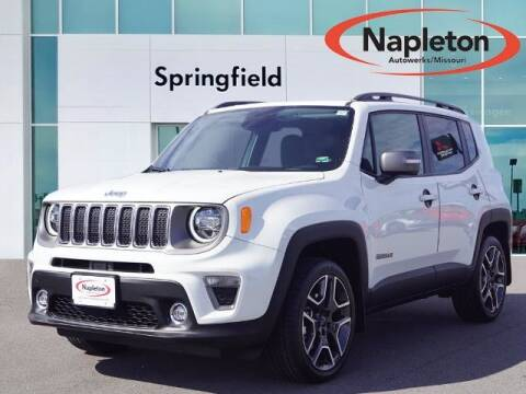 2019 Jeep Renegade for sale at Napleton Autowerks in Springfield MO