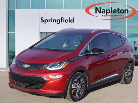 2019 Chevrolet Bolt EV for sale at Napleton Autowerks in Springfield MO