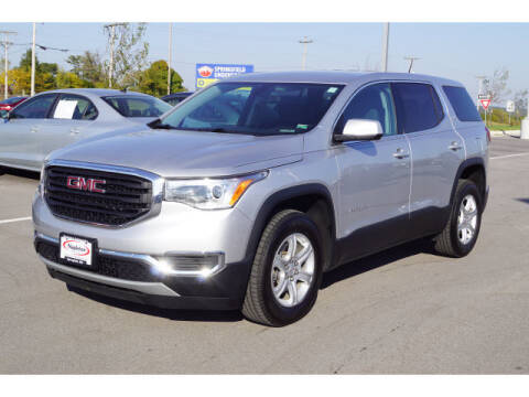 2017 GMC Acadia for sale at Napleton Autowerks in Springfield MO