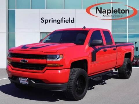 2018 Chevrolet Silverado 1500 for sale at Napleton Autowerks in Springfield MO