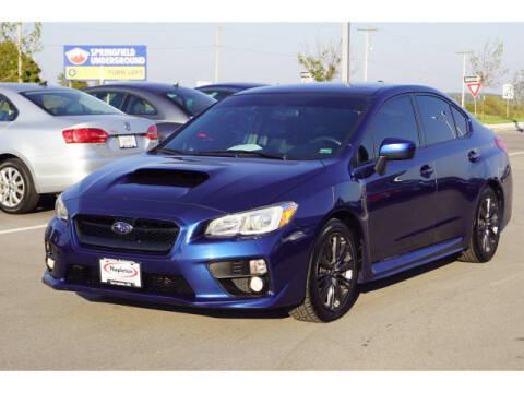 2015 Subaru WRX for sale at Napleton Autowerks in Springfield MO