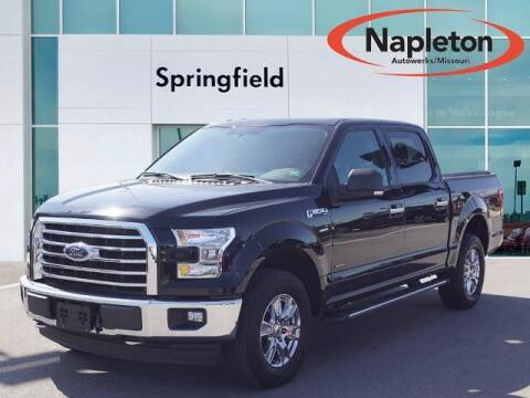 2017 Ford F-150 for sale at Napleton Autowerks in Springfield MO