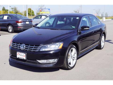 2015 Volkswagen Passat for sale at Napleton Autowerks in Springfield MO
