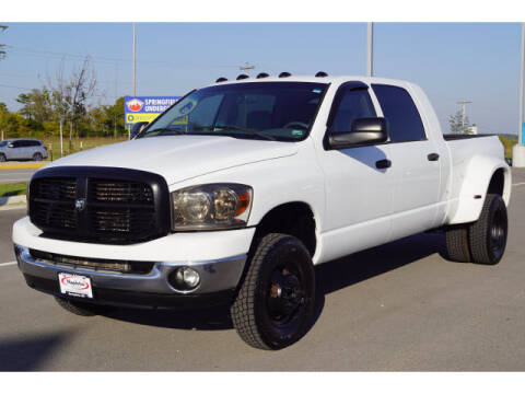 2007 Dodge Ram Pickup 3500 for sale at Napleton Autowerks in Springfield MO