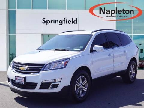 2017 Chevrolet Traverse for sale at Napleton Autowerks in Springfield MO
