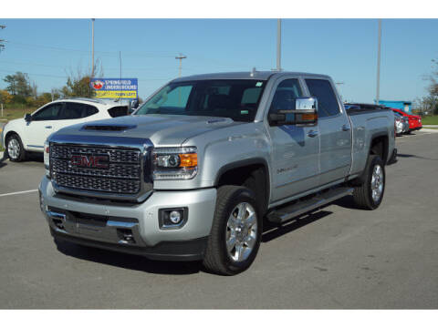 2019 GMC Sierra 2500HD for sale at Napleton Autowerks in Springfield MO