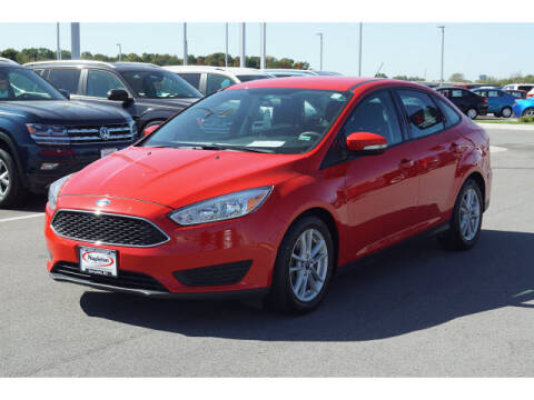 2017 Ford Focus for sale at Napleton Autowerks in Springfield MO