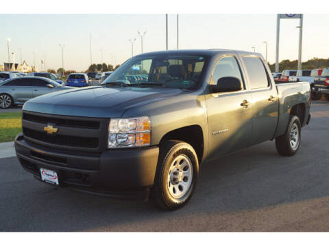 2013 Chevrolet Silverado 1500 for sale at Napleton Autowerks in Springfield MO