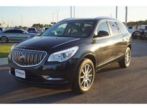 2017 Buick Enclave for sale at Napleton Autowerks in Springfield MO