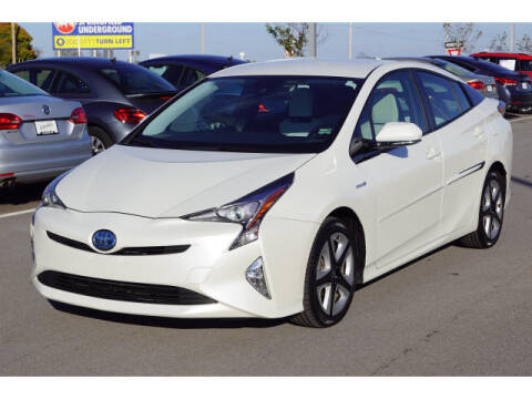 2017 Toyota Prius for sale at Napleton Autowerks in Springfield MO
