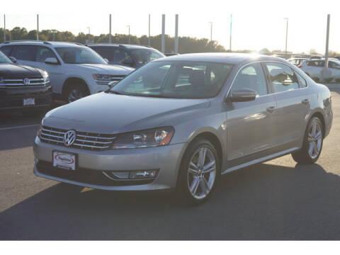 2014 Volkswagen Passat for sale at Napleton Autowerks in Springfield MO