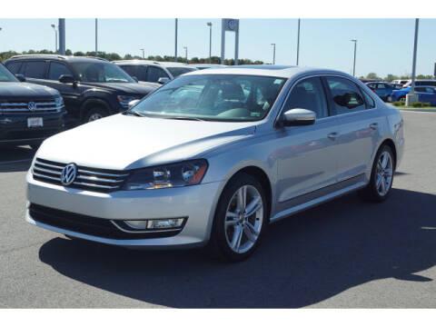 2013 Volkswagen Passat for sale at Napleton Autowerks in Springfield MO