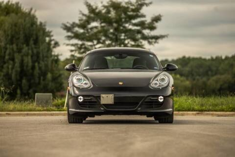 2012 Porsche Cayman for sale at Napleton Autowerks in Springfield MO