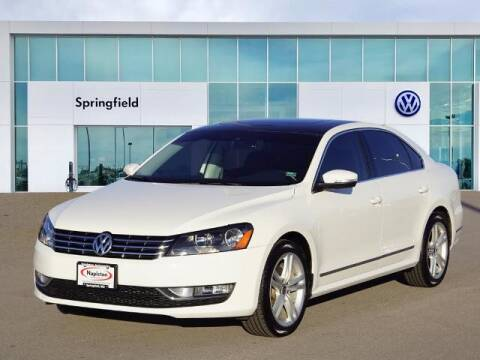 2013 Volkswagen Passat for sale at Napleton Autowerks in Springfield MO