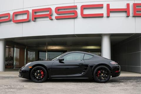 2017 Porsche 718 Cayman for sale in Springfield, MO