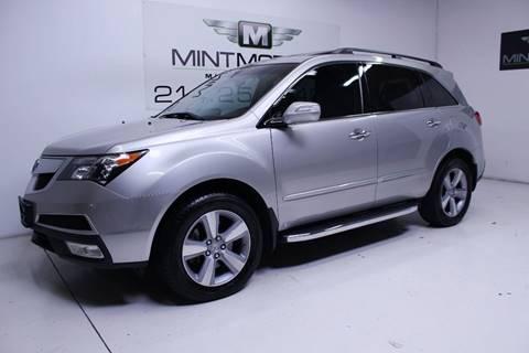2013 Acura MDX for sale in Dallas, TX
