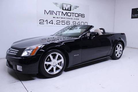 2006 Cadillac XLR for sale in Dallas, TX