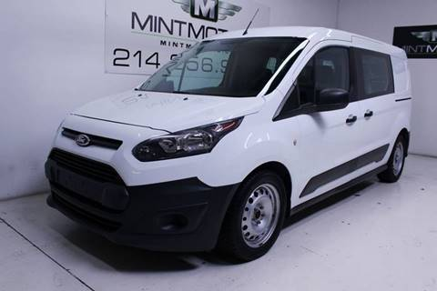 2014 Ford Transit Connect Cargo for sale in Dallas, TX