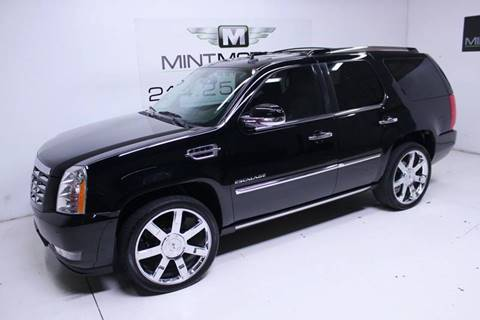 2010 Cadillac Escalade for sale in Dallas, TX