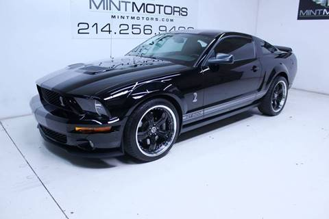 2007 Ford Shelby GT500 For Sale - Carsforsale.com®