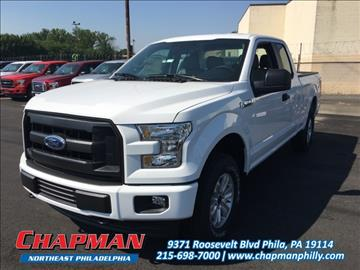 2017 Ford F-150 for sale in Philadelphia, PA
