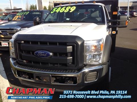 2016 Ford F-450 Super Duty for sale in Philadelphia, PA