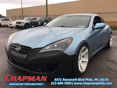 2010 Hyundai Genesis Coupe for sale in Philadelphia, PA