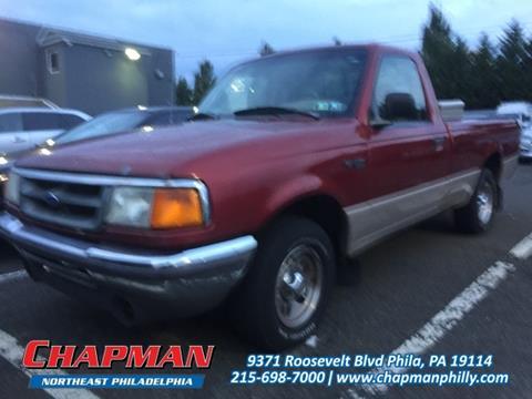 1997 Ford Ranger for sale in Philadelphia, PA